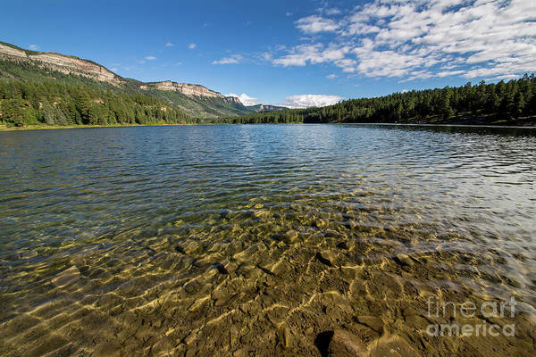 Wall Art - Photograph - Hallet Lake by Twenty Two North Photography