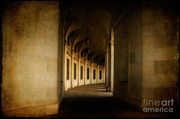 Photograph - Hallowed Hall by Lois Bryan