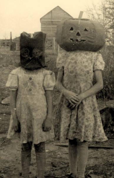 Wall Art - Photograph - Halloween by American School