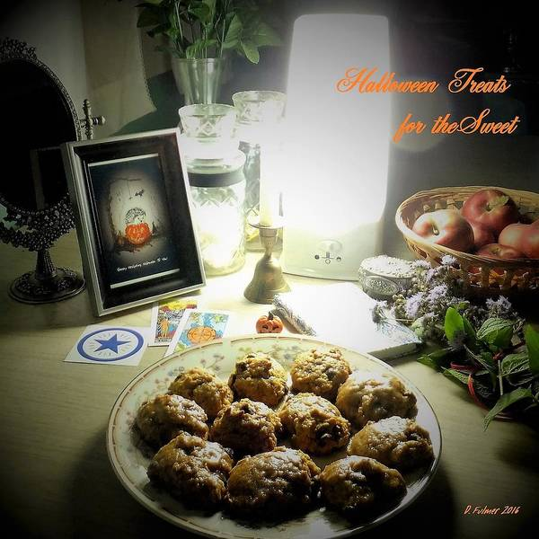 Photograph - Halloween Treats by Denise F Fulmer