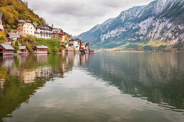 Photograph - Hallstat by Geoff Smith