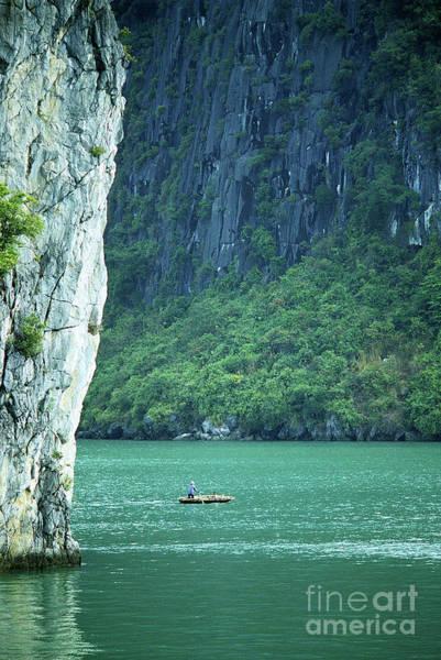 Photograph - Halong Bay 01 by Rick Piper Photography