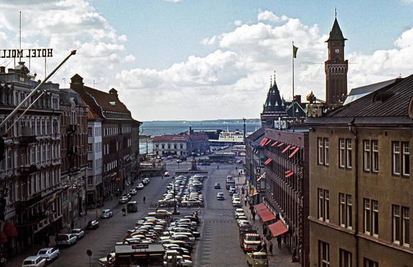 Photograph - Halsingborg Sweden 1 by Lee Santa