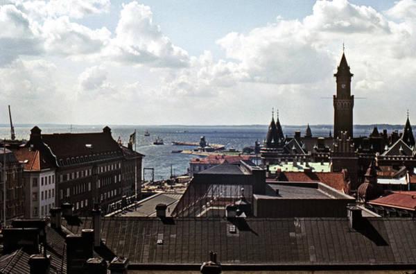 Photograph - Halsingborg Sweden 2 by Lee Santa