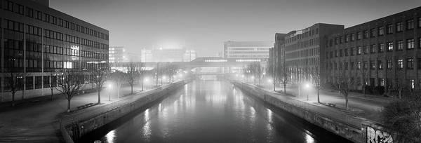 Photograph - Hamburg Hammerbrook by Marc Huebner