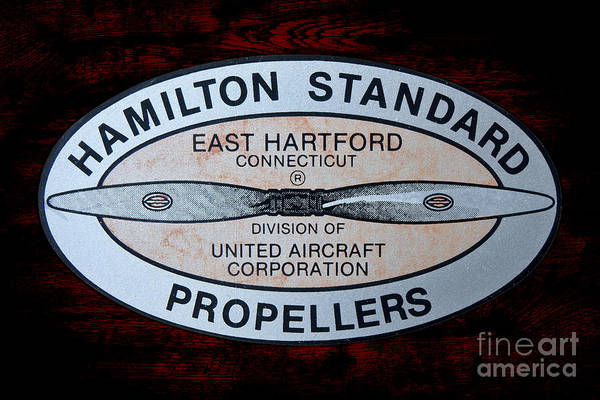 Wall Art - Photograph - Hamilton Standard East Hartford by Olivier Le Queinec