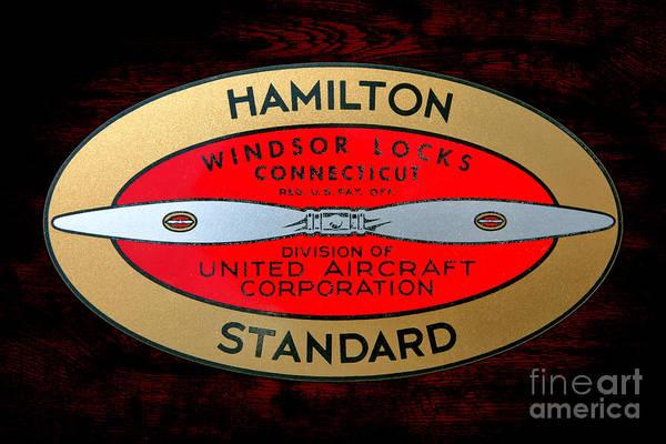 Manufacturers Photograph - Hamilton Standard Windsor Locks by Olivier Le Queinec