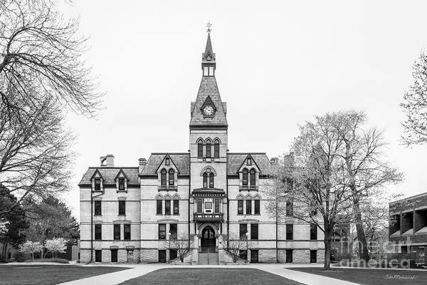 Photograph - Hamline University Old Main by University Icons