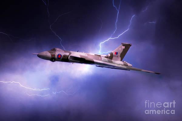 Falklands Digital Art - Hammer Of The Gods by J Biggadike