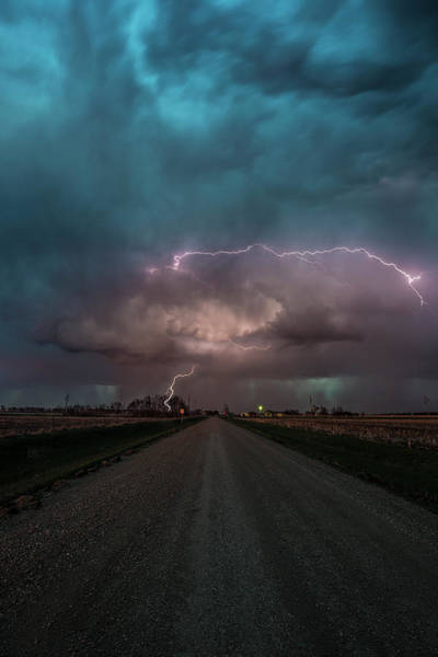Gravel Road Photograph - Hammer Of Thor  by Aaron J Groen