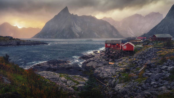 Photograph - Hamnoy by James Billings