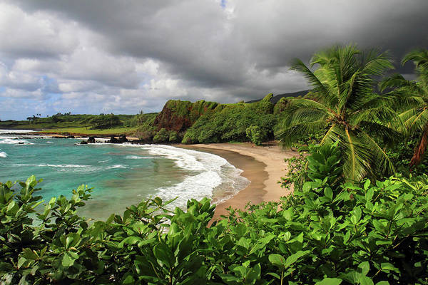 Photograph - Hamoa Beach Hana by Pierre Leclerc Photography