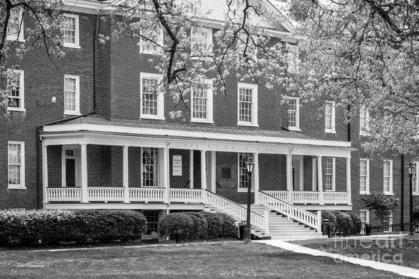 Photograph - Hampden- Sydney College Venable Hall by University Icons