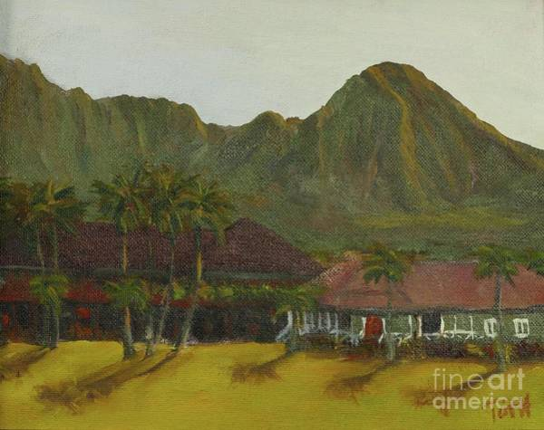 Painting - Hanalei by Laura Toth