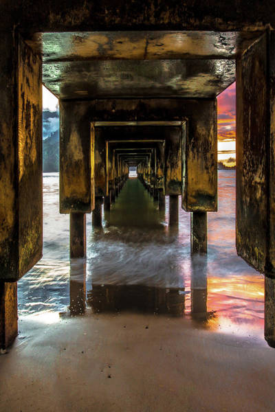 Photograph - Hanalei Pier by Ryan Smith