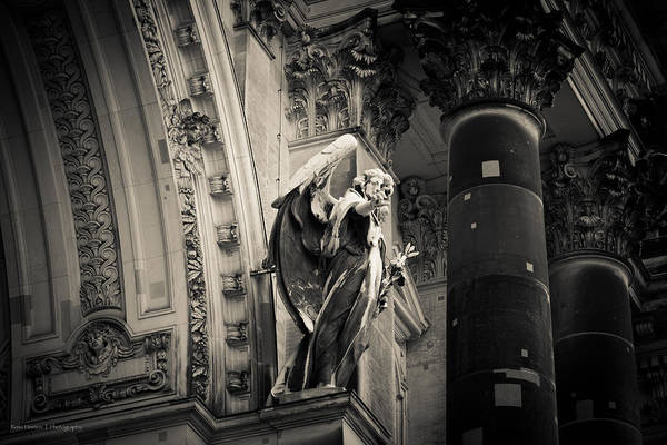 Photograph - Hand Of An Angel by Ross Henton