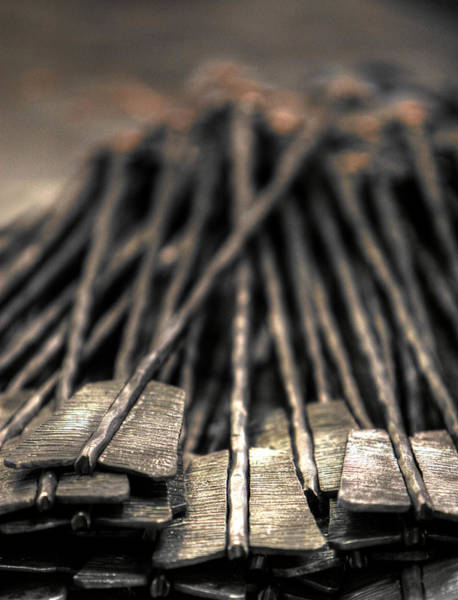 Photograph - Handcrafted Arrows by David Andersen