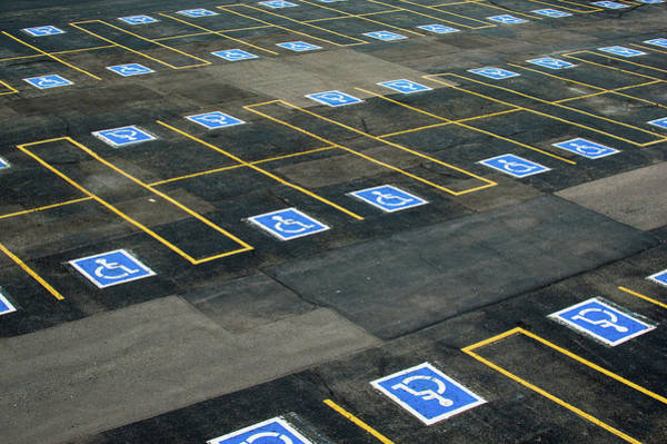 Photograph - Handicap Lot by Stephen Holst