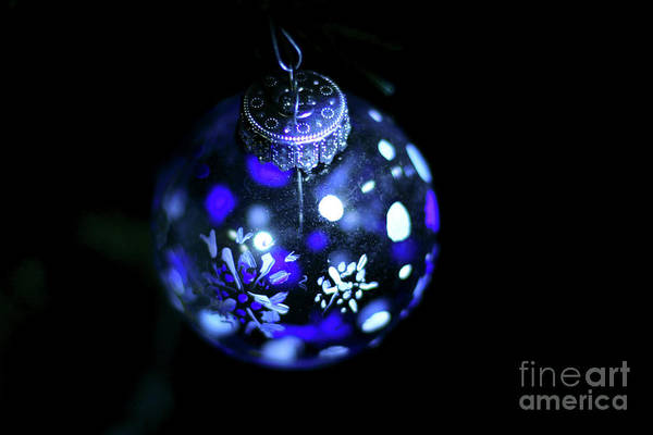 Photograph - Handpainted Ornament 003 by Joseph A Langley