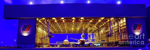 Photograph - Hangar Queens Ord by Tom Jelen
