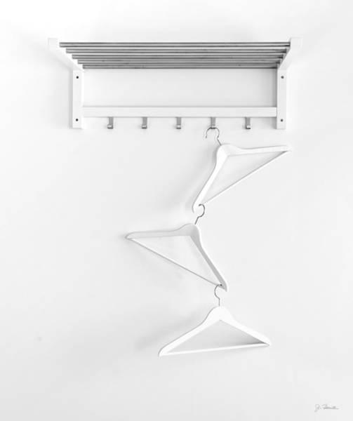 Wall Art - Photograph - Hangers No. 2 by Joe Bonita