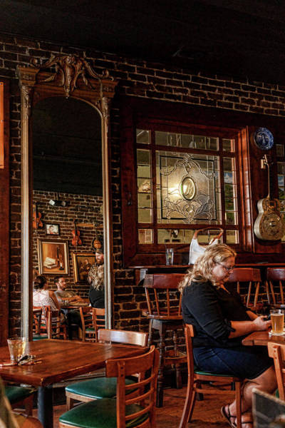 Photograph - Hanging In The Bar by Sharon Popek