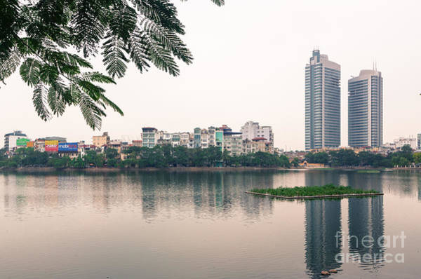 Photograph - Hanoi Is Vietnam Captial City  by Didier Marti