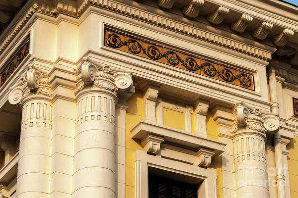 Photograph - Hanoi Opera House 05  by Rick Piper Photography