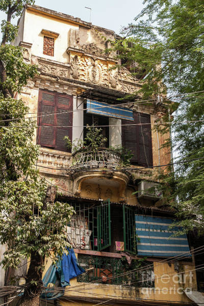 Photograph - Hanoi Shophouses 15  by Rick Piper Photography
