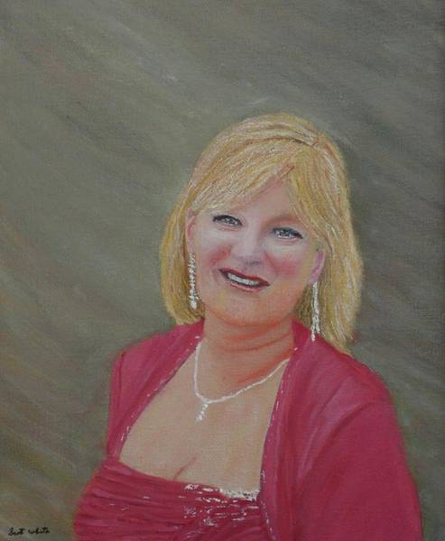Painting - Happy 60th by Scott W White