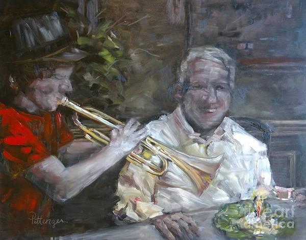 Painting - Happy Birthday by Lori Pittenger