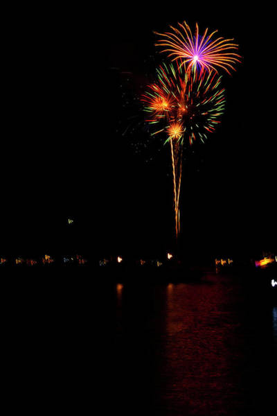Choctawhatchee Bay Photograph - Happy Birthday, United States Of America 7 by Kay Brewer