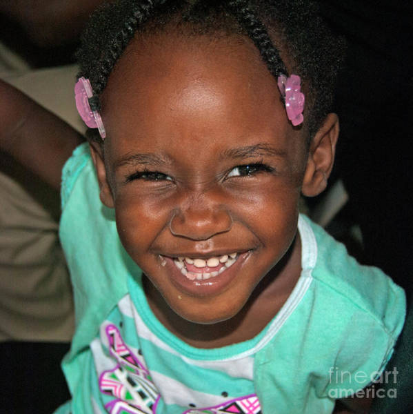Photograph - Happy Child by George D Gordon III