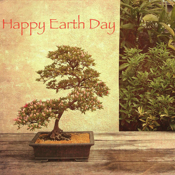 Photograph - Happy Earth Day by Chris Scroggins