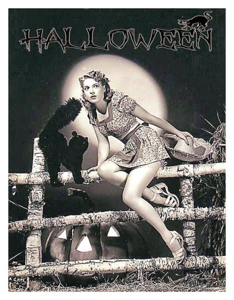 Wall Art - Photograph - Happy Halloween Night by Long Shot