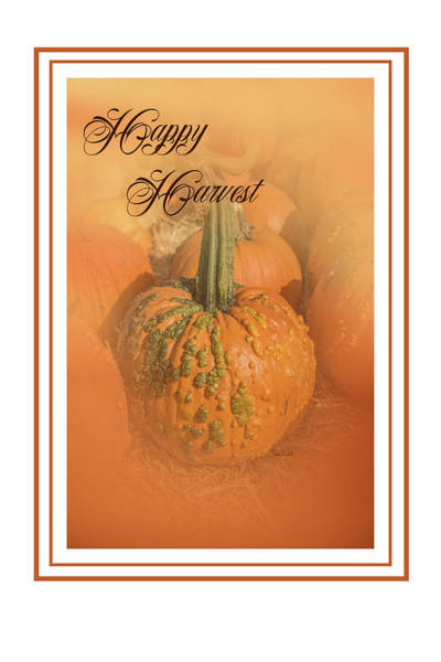 Digital Art - Happy Harvest by Ramona Murdock