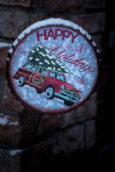 Photograph - Happy Holidays by Allin Sorenson