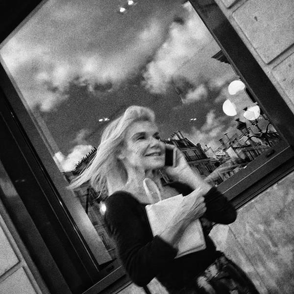 Wall Art - Photograph - Happy Lady  #woman #portrait #people by Rafa Rivas