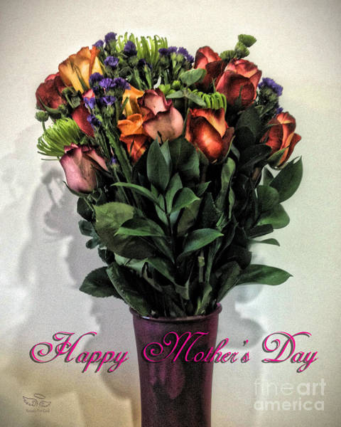 Photograph - Happy Mother's Day by Beauty For God