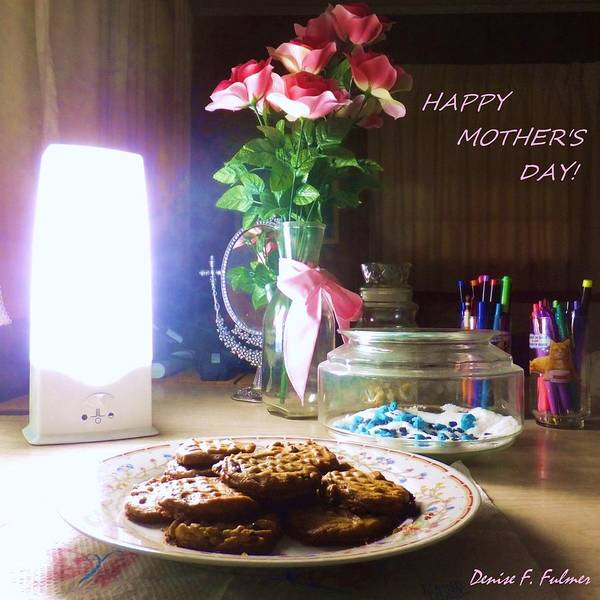 Photograph - Happy Mothers Day by Denise F Fulmer