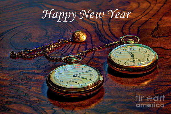 Photograph - Happy New Year by Dale Powell