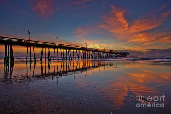 Photograph - Happy New Year - First Sunset Of 2017 by Sam Antonio Photography
