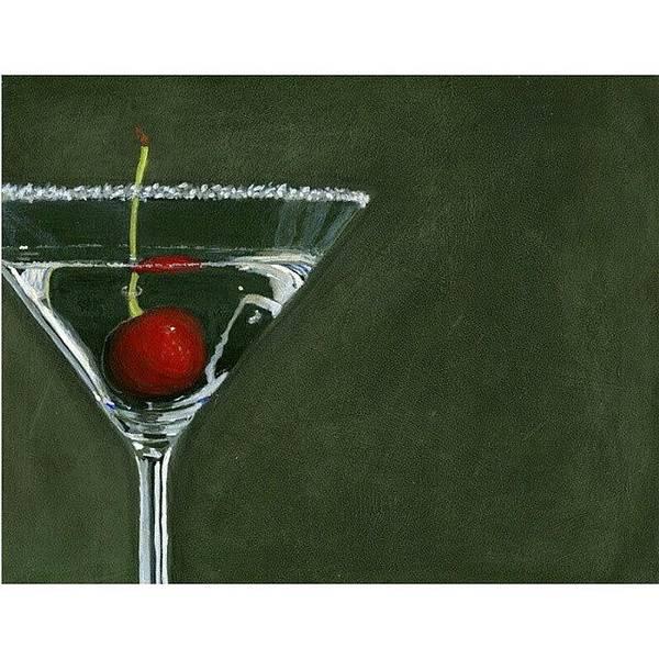 Martini Wall Art - Photograph - Happy New Year! Wishing Everyone A by Karyn Robinson