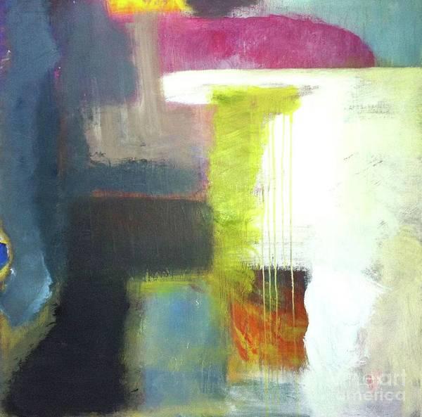 Rhea Painting - Happy On The Inside  by Rhea Ashcraft
