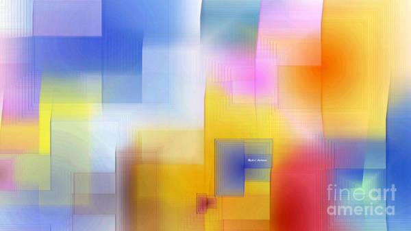 Digital Art - Happy Pattern by Rafael Salazar