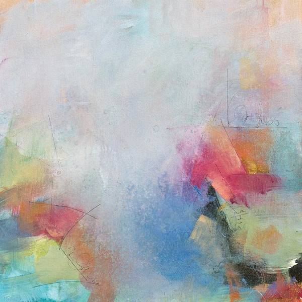Wall Art - Painting - Happy Place  by Karen Hale