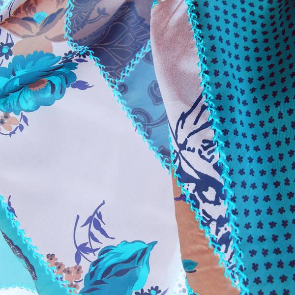 Quilt Digital Art - Happy Tears by Bonnie Bruno