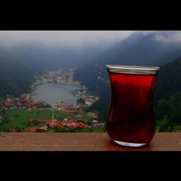 Wall Art - Photograph - Harareti Alır  #çay #tea #turkishtea by Ozan Goren