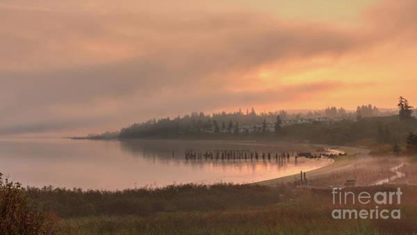 Photograph - Harbor Bay Mist by Rod Best