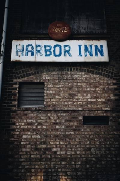 Chris Walter Wall Art - Photograph - Harbor Inn by Chris Walter